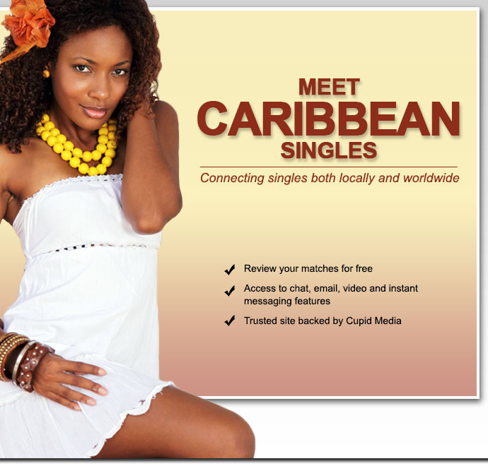 Caribbean dating, personals and singles